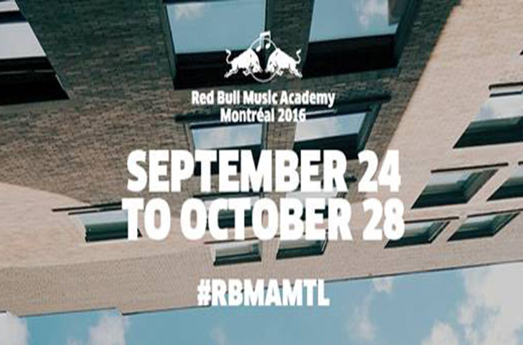 Red Bull Music Academy Reveals More Details Behind Montreal Event