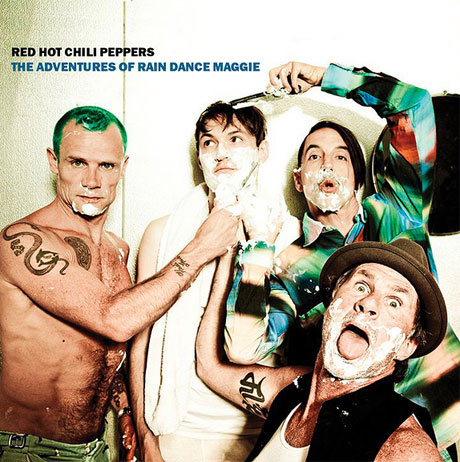 Red Hot Chili Peppers 'The Adventures of Rain Dance Maggie'