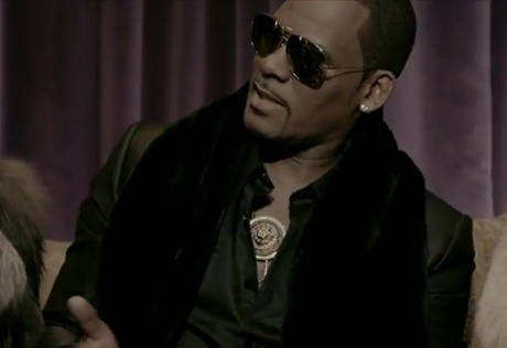 "R. Kelly ""Share My Love"" (video)"