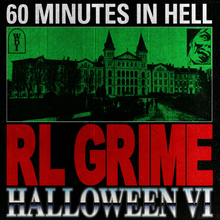 RL Grime Delivers 2017 Halloween Mix