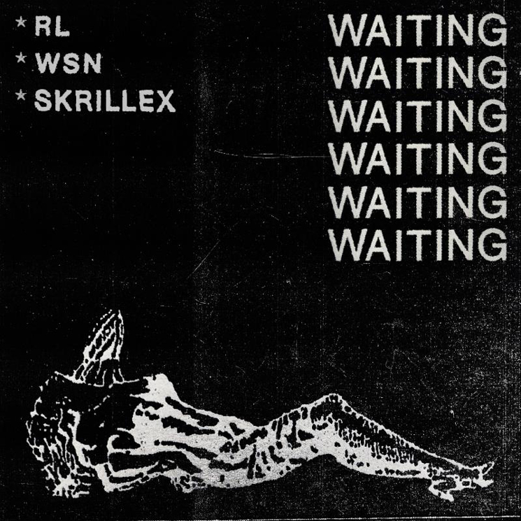 "Skrillex, RL Grime and What So Not Team Up for ""Waiting"""