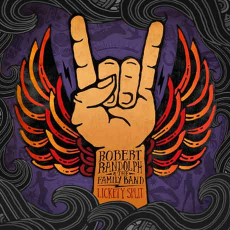 Robert Randolph & the Family Band Lickety Split