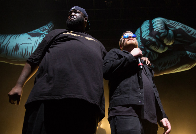 Run the Jewels Metropolis, Montreal QC, February 21