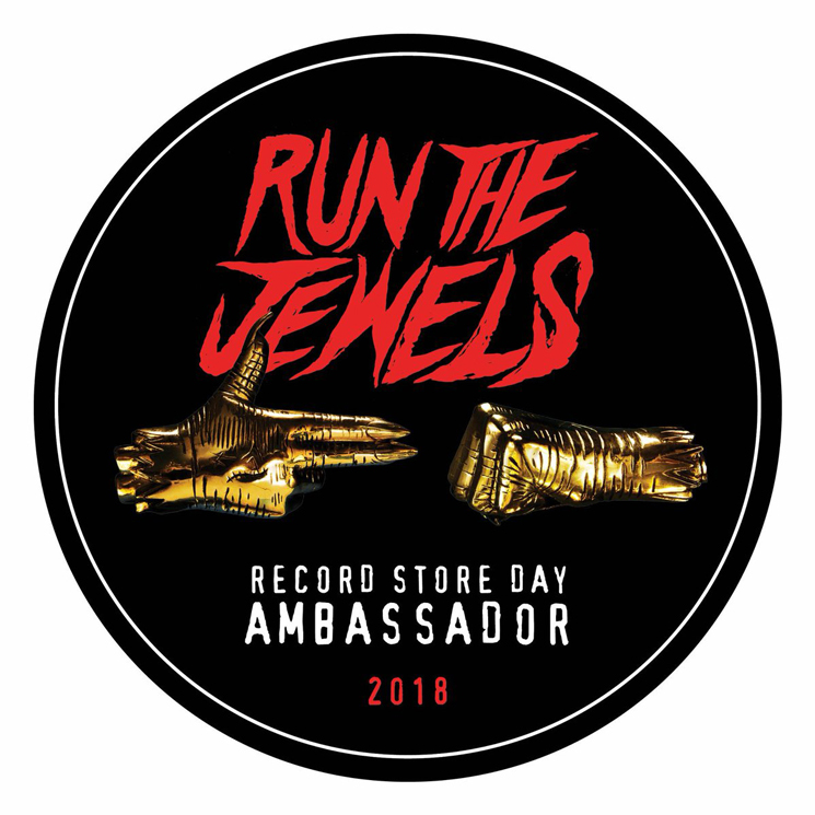 Run the Jewels Named Record Store Day 2018 Ambassadors