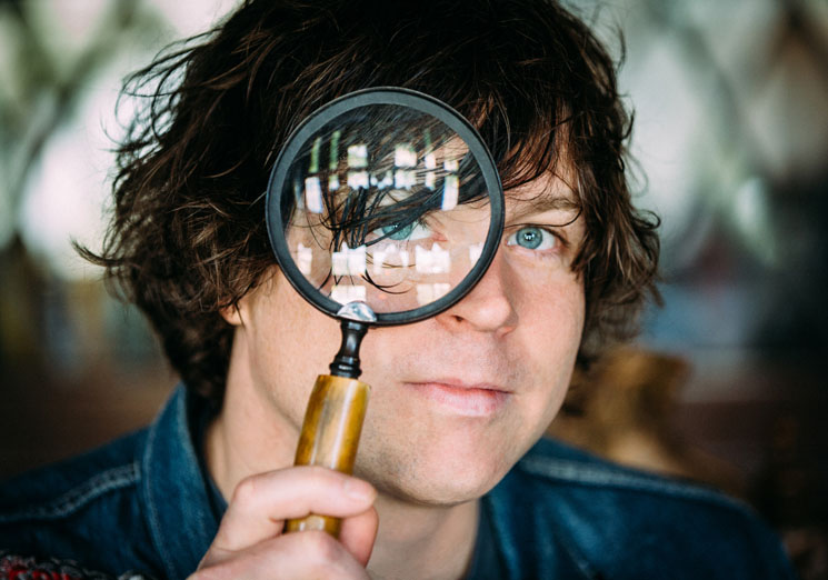 Ryan Adams The Exclaim! Questionnaire