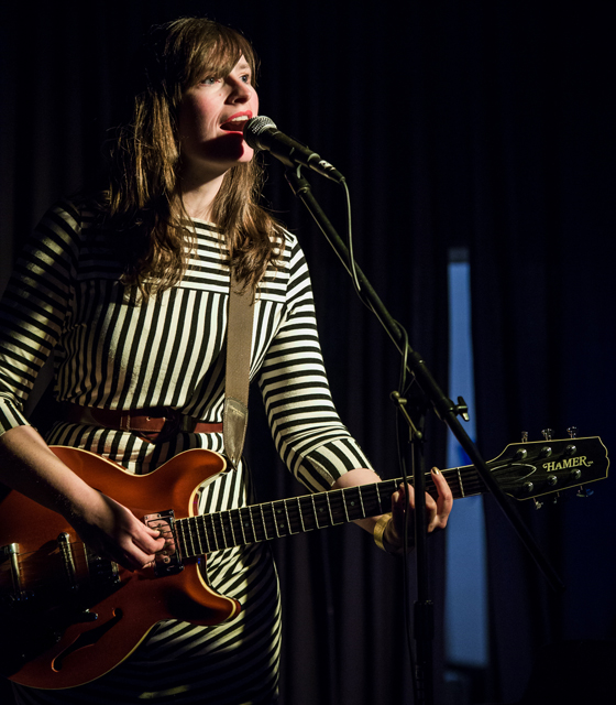 Rachel Ries The Company House, Halifax NS, January 23