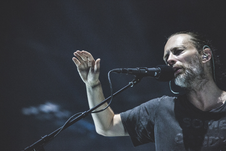 "​Thom Yorke Hits Back over Israel Controversy: ""Playing in a Country Isn't the Same as Endorsing Its Government"""