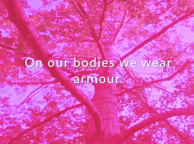 "Rae Spoon ""Armour"" (lyric video)"