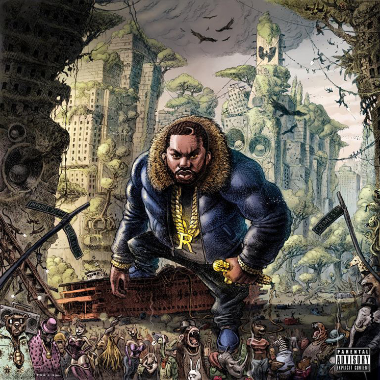 Raekwon 'The Wild' (album stream)