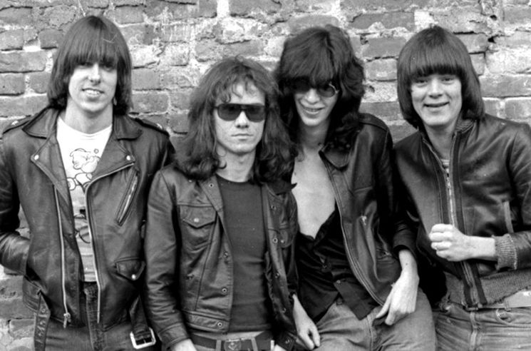 Ramones Get New York City Street Named in Their Honour