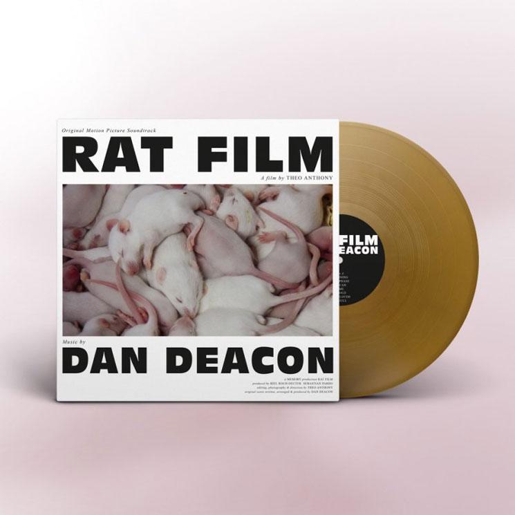 Dan Deacon Details 'Rat Film' Score