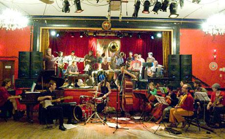 Ratchet Orchestra Hemlock