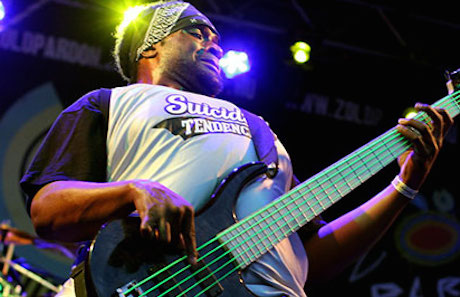 "R.I.P. Suicidal Tendencies Bassist Tim ""Rawbiz"" Williams"