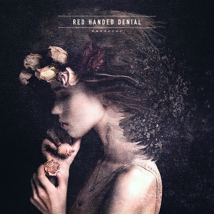 Red Handed Denial 'Wanderer' (EP stream)