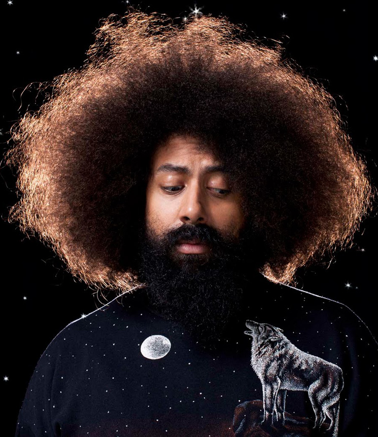 Reggie Watts Le Gesù, Montreal, QC, July 24
