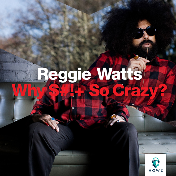 Reggie Watts Why Shit So Crazy?
