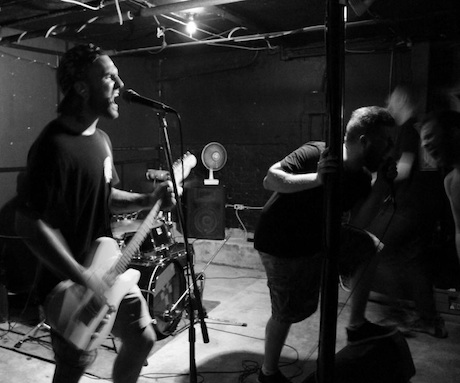 Elder Abuse / Bleed American The Grave, Winnipeg MB, August 20