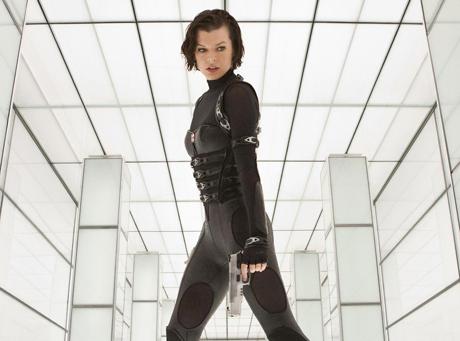Resident Evil: Retribution Paul W.S. Anderson