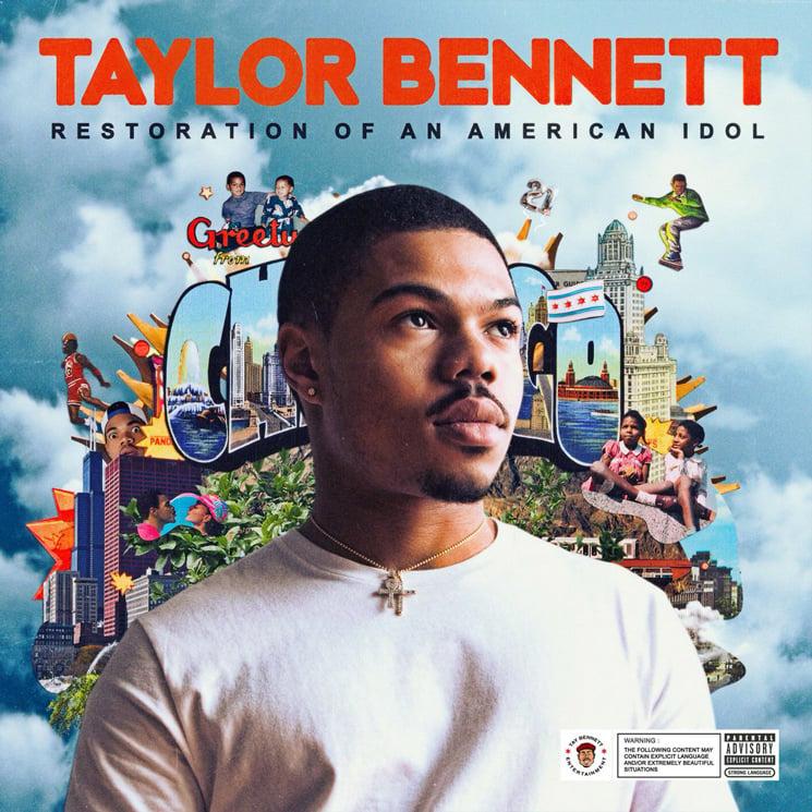Taylor Bennett Restoration of an American Idol