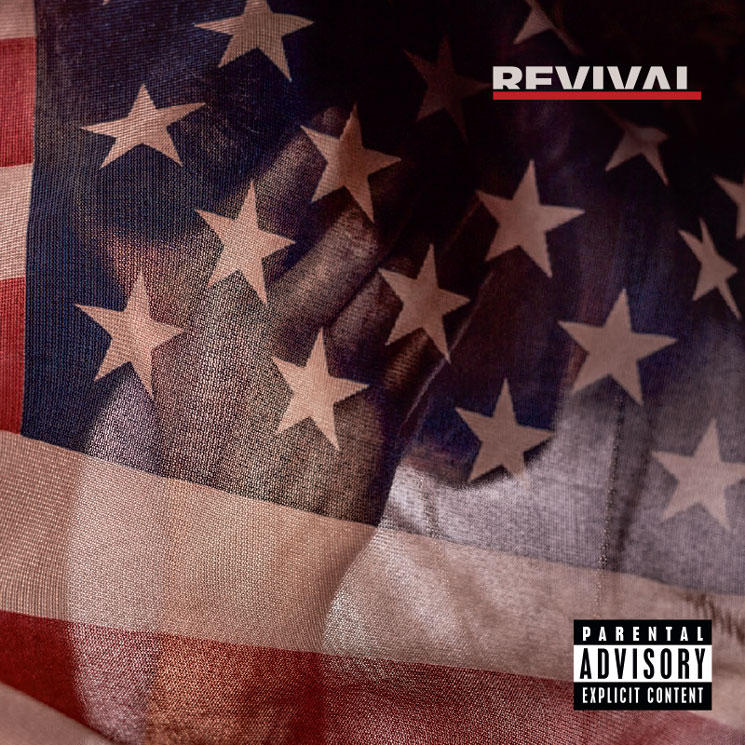 "Eminem Shares New 'Revival' Single ""Untouchable"""