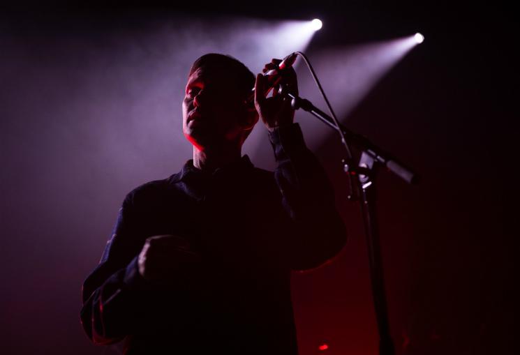 Rhye / Laser The Danforth Music Hall, Toronto ON, December 8
