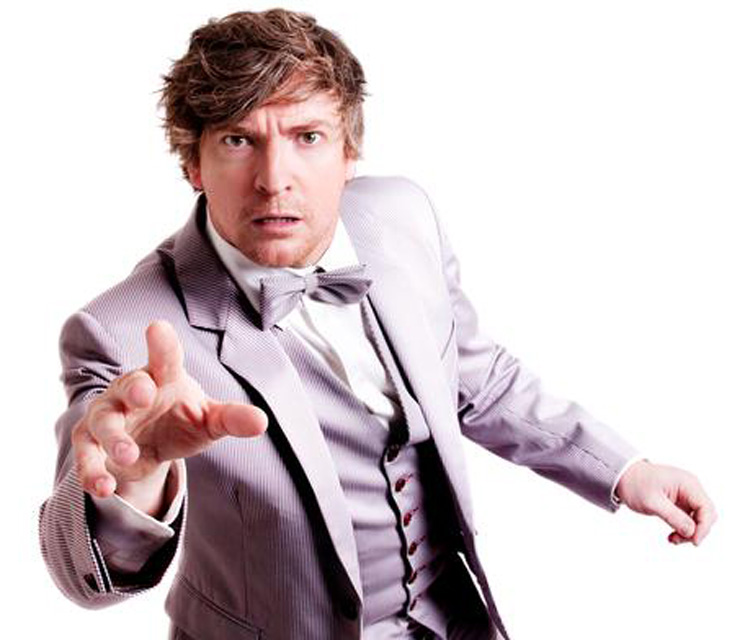 Rhys Darby talks 'X-Files,' 'Flight of the Conchords' and 'I'm A Fighter Jet!'