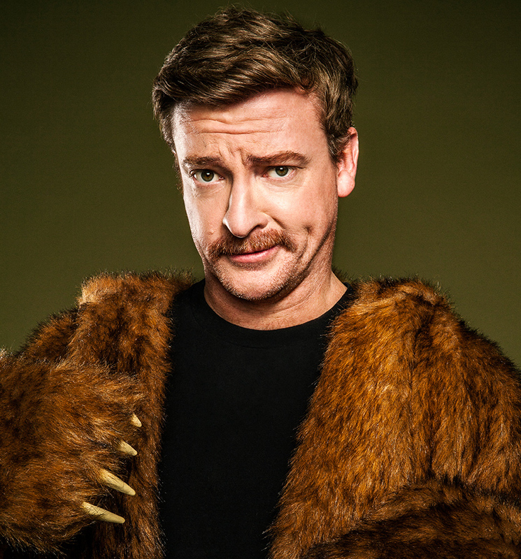 Rhys Darby Royal Theatre, Toronto ON, September 25