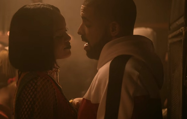 Rihanna 'Work' (ft. Drake) (video)