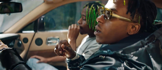 Rich the Kid 'Dead Friends' (video)