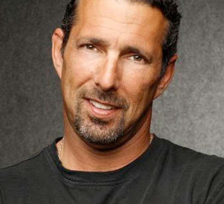Rich Vos Comedy Bar, Toronto ON, June 7