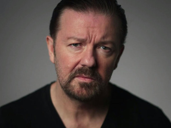 Ricky Gervais' 'Special Correspondents' Is Coming to Netflix This Spring