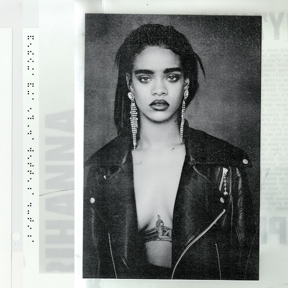 "Rihanna Shares Mysterious Image; ""BBHMM"" Single Coming Tomorrow?"