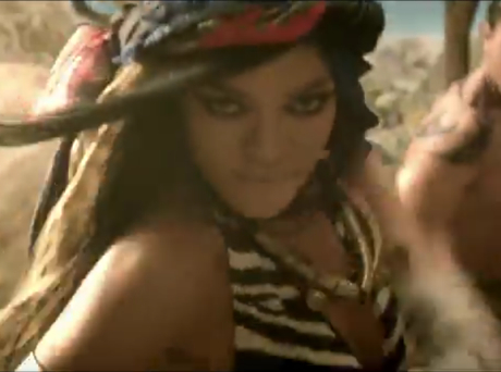 Rihanna 'Where Have You Been' (video)