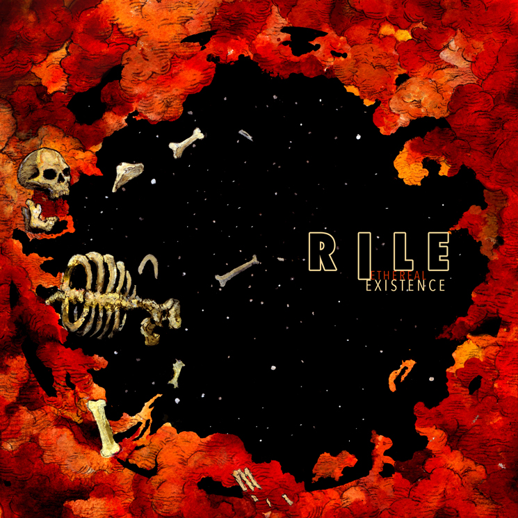 Rile 'Ethereal Existence' (EP stream)