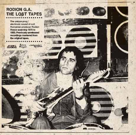 Rodion G.A. The Lost Tapes