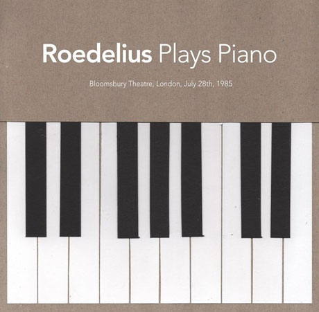 Roedelius Plays Piano