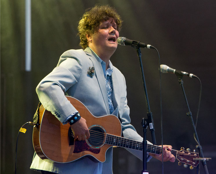 Ron Sexsmith Festival Main Stage, Halifax NS, July 14