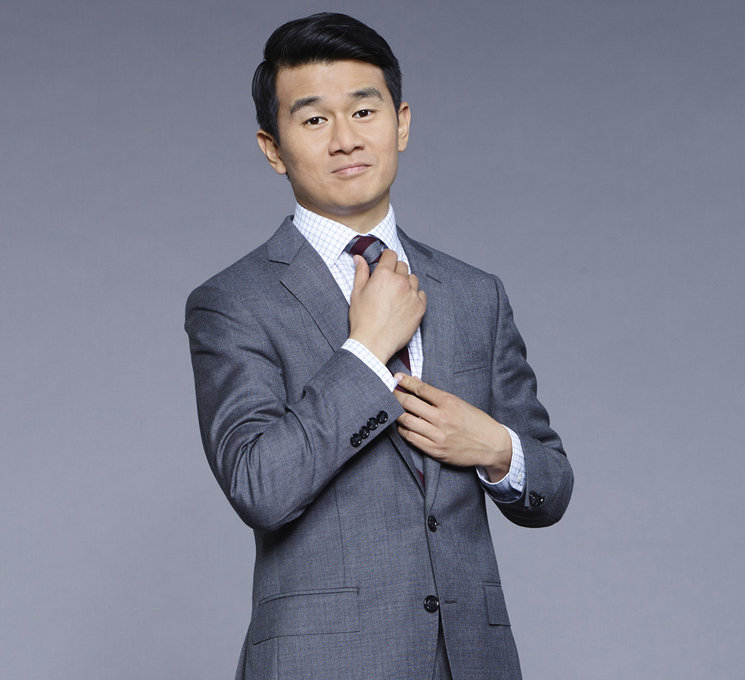 Ronny Chieng Brings His 'Daily Show' Politics to Just for Laughs Just for Laughs, Montreal QC, July 23