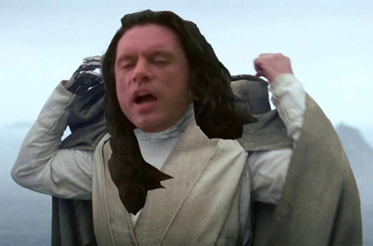 Even 'Star Wars' Likes to Quote 'The Room'