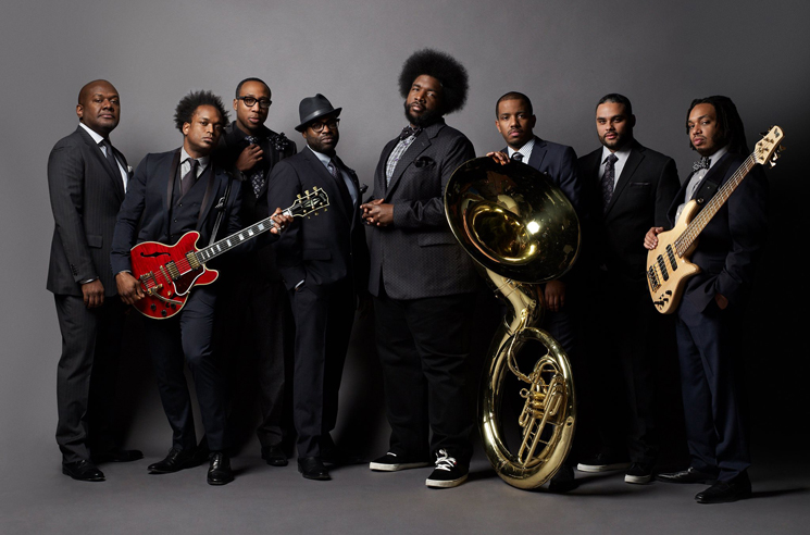 ​The Roots Enlist Daveed Diggs, DJ Jazzy Jeff, Jidenna, Run-DMC's Darryl McDaniels for NBA All-Star Musical