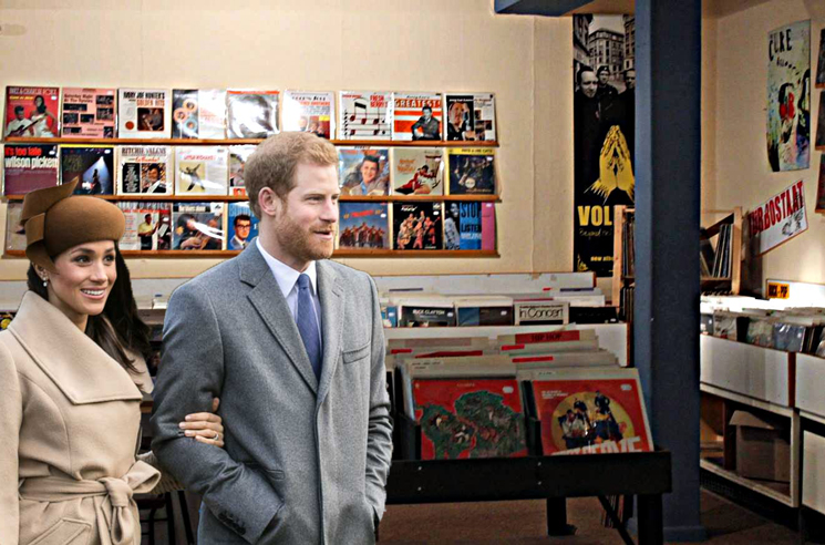 Prince Harry and Meghan Markle's Royal Wedding Is Getting a Vinyl Release