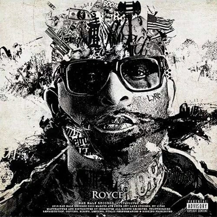 Royce 5'9' 'Layers' (album stream)