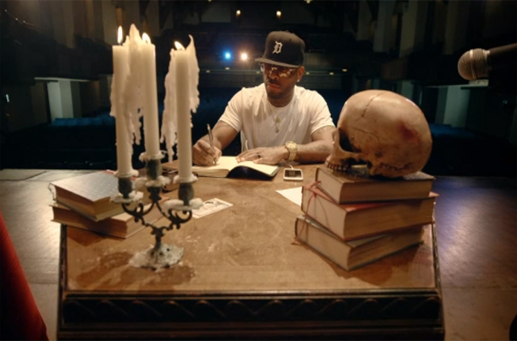 "Royce Da 5'9"" ""Tabernacle"" (video)"