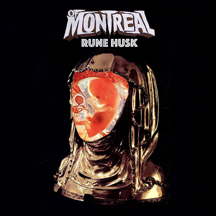 Of Montreal Deliver Surprise 'Rune Husk' EP