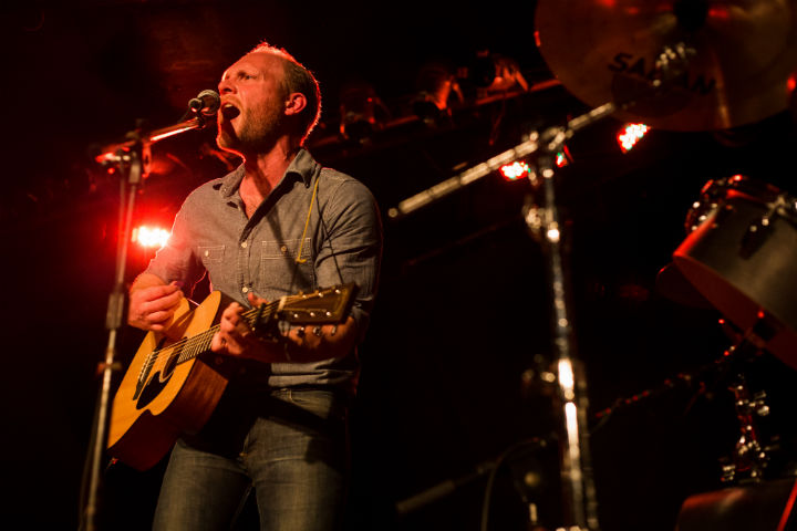​The Rural Alberta Advantage / Kalle Mattson The Marquee Club, Halifax NS, March 27