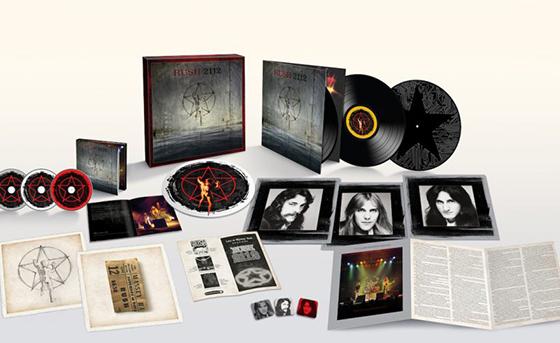 Rush Treat '2112' to Massive 40th Anniversary Reissue