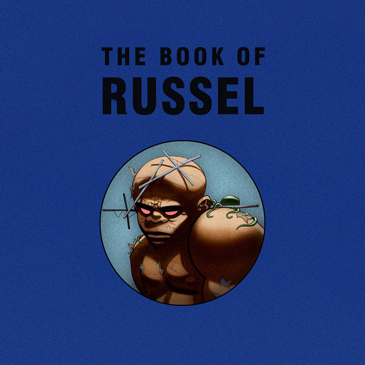 Gorillaz Continue Story Series with 'The Book of Russel'