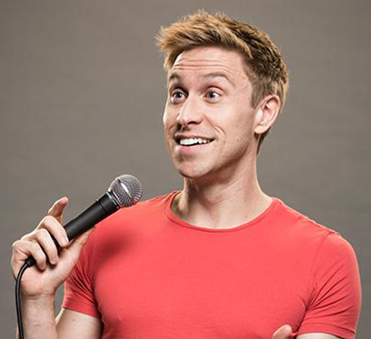 Russell Howard / Darrin Rose / DeAnne Smith Comedy Bar, Toronto ON, June 24