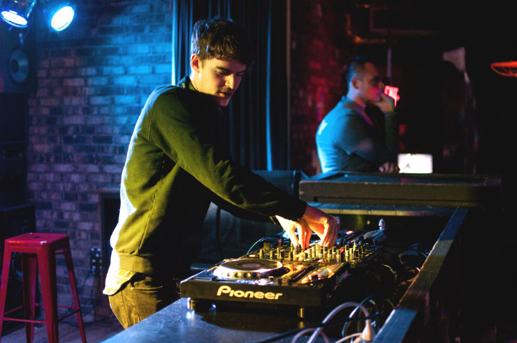 Ryan Hemsworth / Ryan Playground / Harrison Commonwealth, Calgary AB, May 5