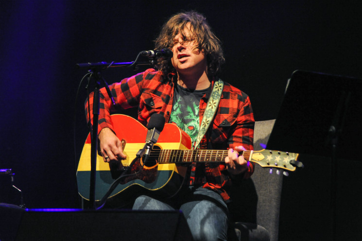 Hear Ryan Adams Debut 'Prisoner' Material in Australia